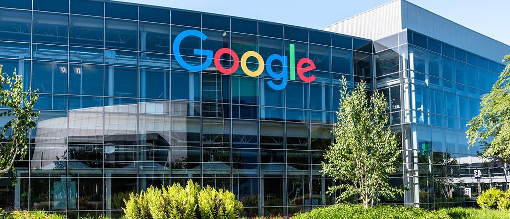 google corporate site